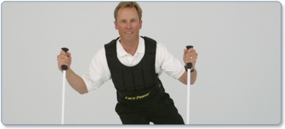 Core Power™ Weighted Vest (Veste Lestée)